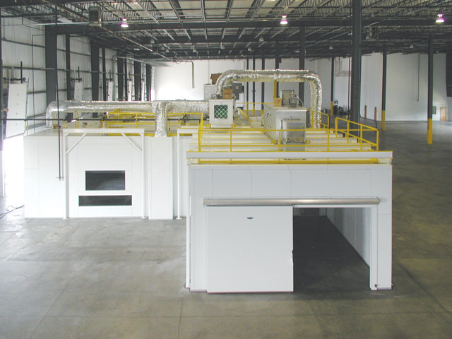 cleanroom solutions custom designed buildings rh joesrefrigerationinc com