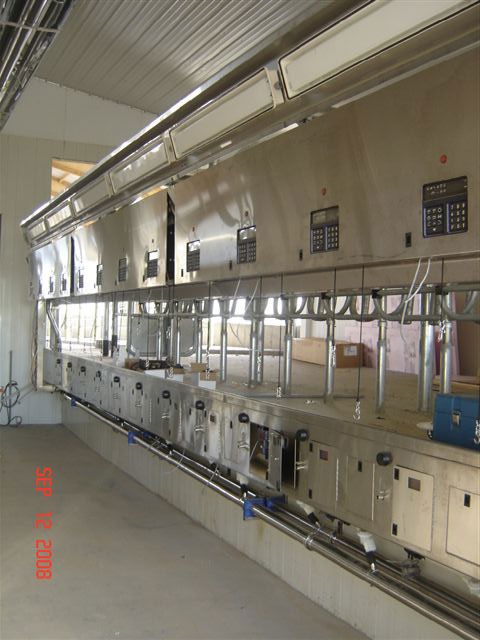 Milking Parlors Dairy Solutions By Joe S Refrigeration Inc